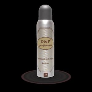 A1 150 ml – heren deodorant