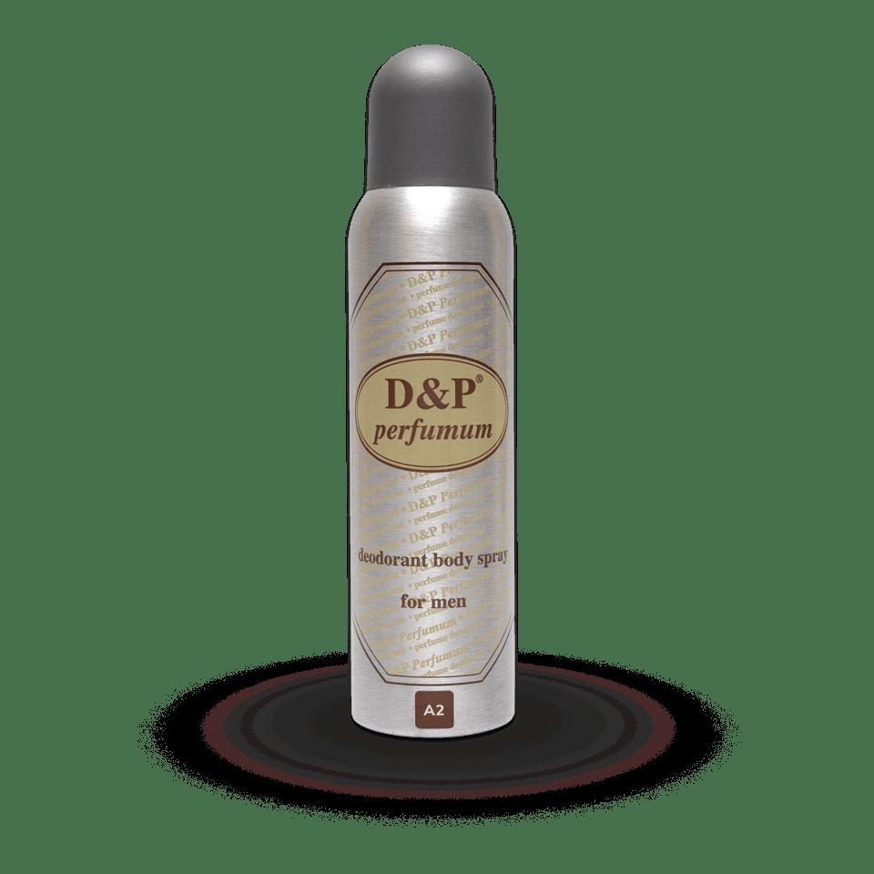 A2 150 ml – heren deodorant
