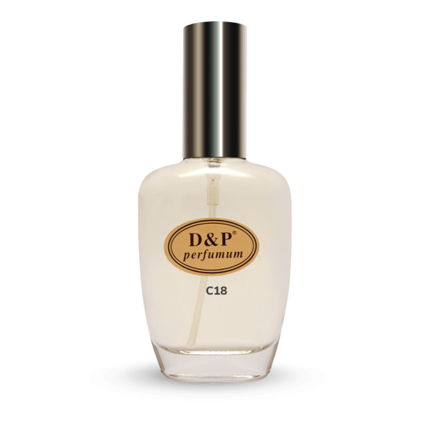 C18 50 ml – eau de toilette – herengeur