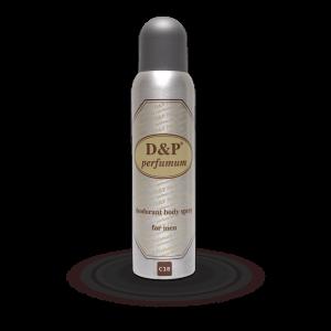 C18 150 ml – heren deodorant