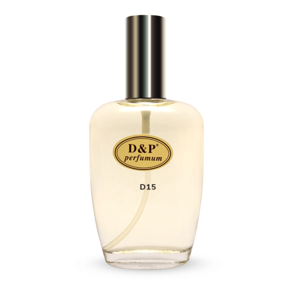 D15 50 ml – eau de toilette – herengeur