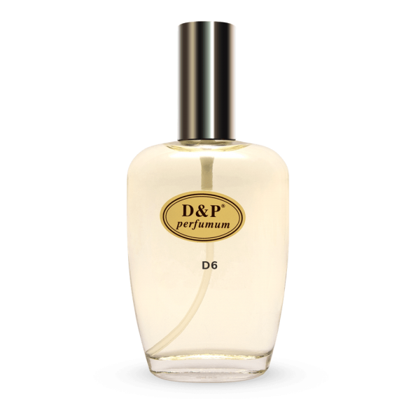 D6 100 ml – eau de toilette – herengeur