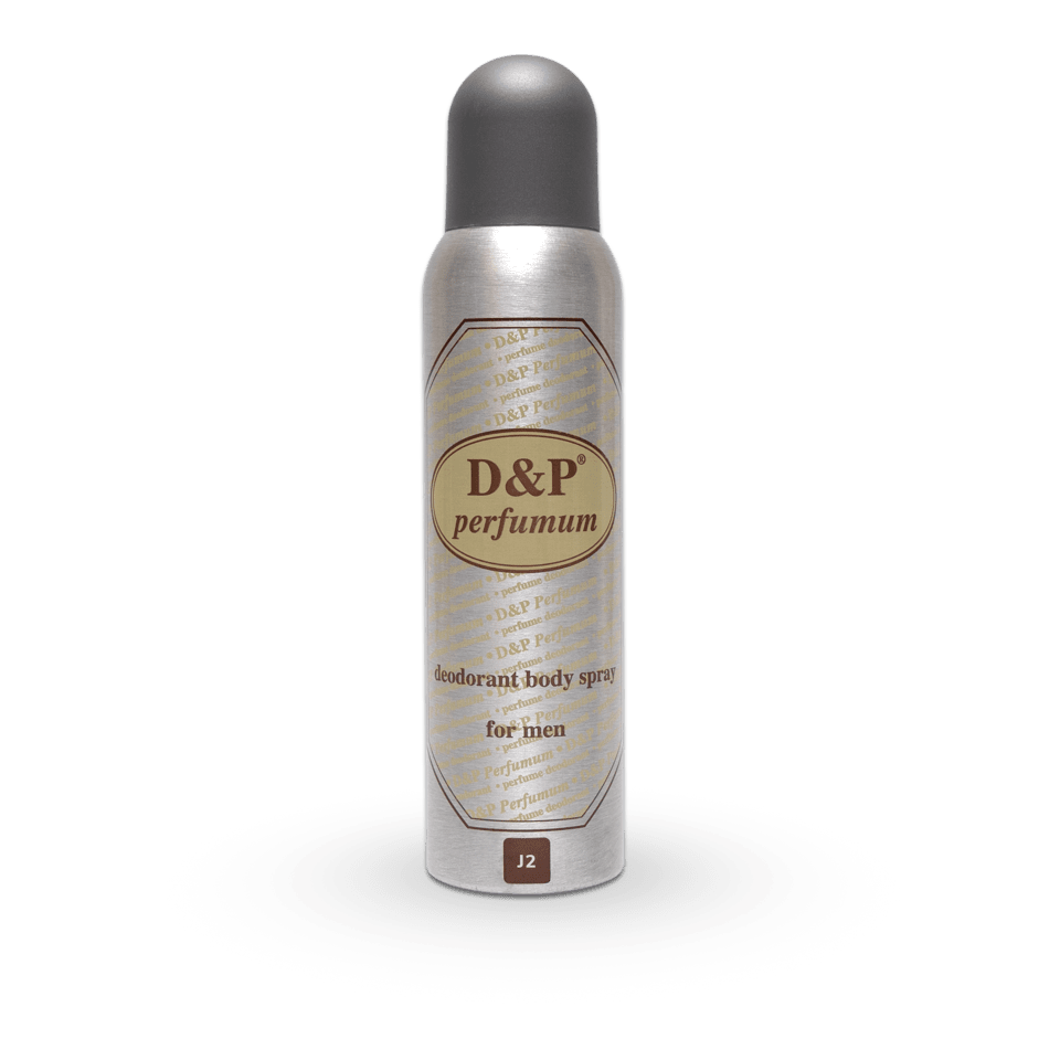 J2 150 ml – heren deodorant