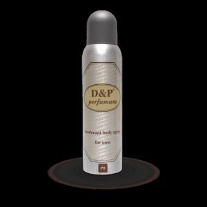 P5 150 ml – heren deodorant