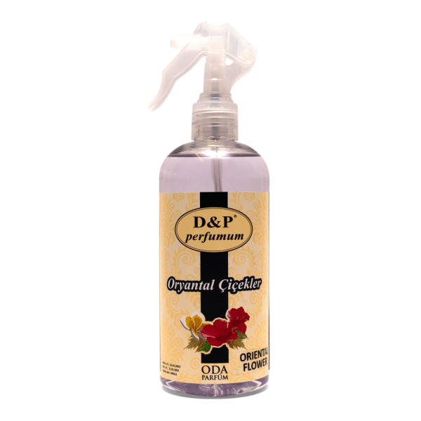 Oriental Flowers 420 ml – kamerspray
