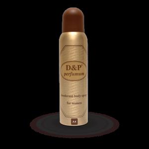 A4 150 ml – dames deodorant