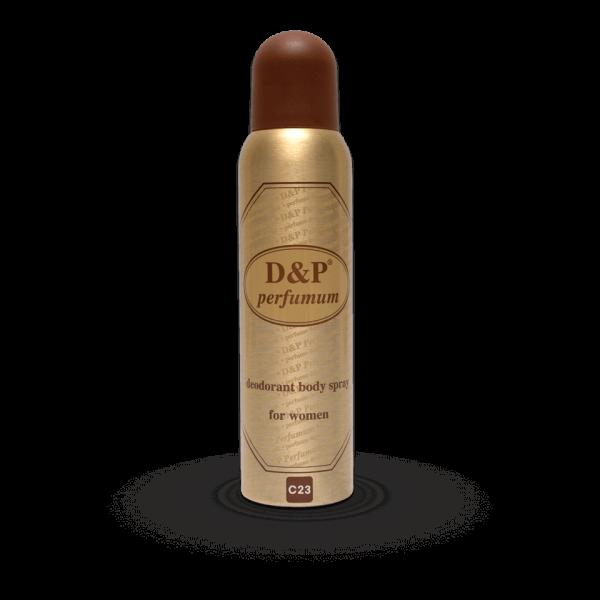 C23 150 ml – dames deodorant
