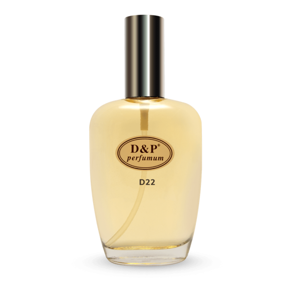 D22 50 ml – eau de toilette – damesgeur