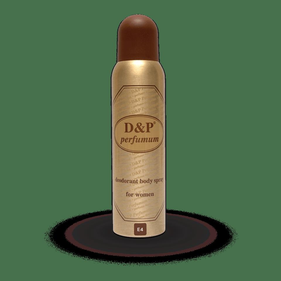 E4 150 ml – dames deodorant