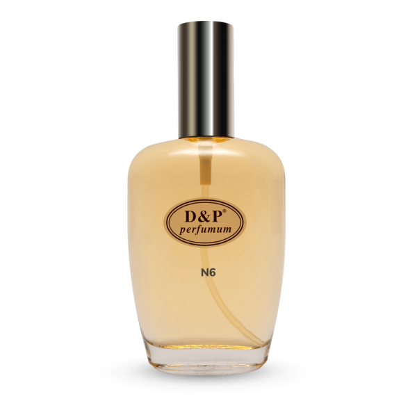 N6 50 ml – eau de toilette – damesgeur