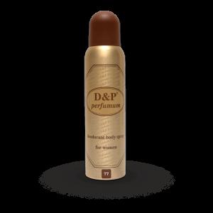 T7 150 ml – dames deodorant