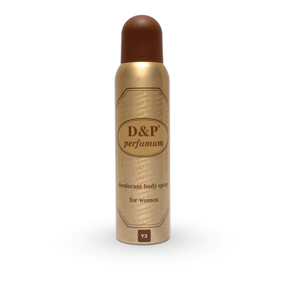 Y3 150 ml – dames deodorant